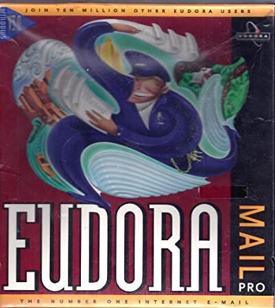 Eudora mail Pro V 3.0 The Number One Internet E - Mail