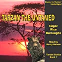 Tarzan Untamed: Tarzan Series, Book 7 Audiobook by Edgar Rice Burroughs Narrated by Rusty Nelson