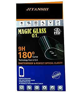 JIYANSHI unbreakable stylish screen guard compatible with Asus Zenfone C