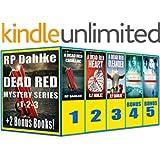 Boxed Set-Three Dead Red Mysteries Plus Bonus Books