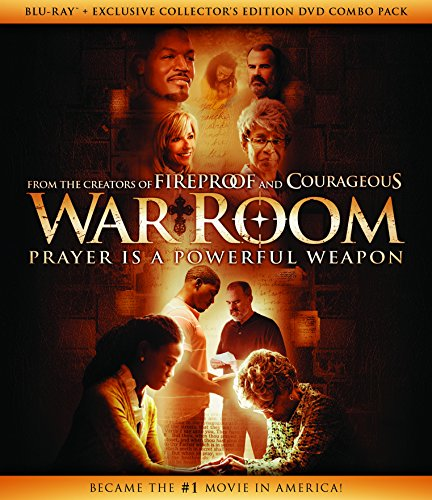 War Room, Blu-ray Plus Exclusive Collector's Edition DVD Combo Pack PDF