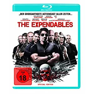 The Expendables - Special Edition [Blu-ray]