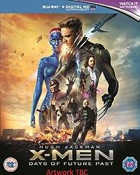 X-Men: Days of Future Past [Blu-ray + UV Copy]