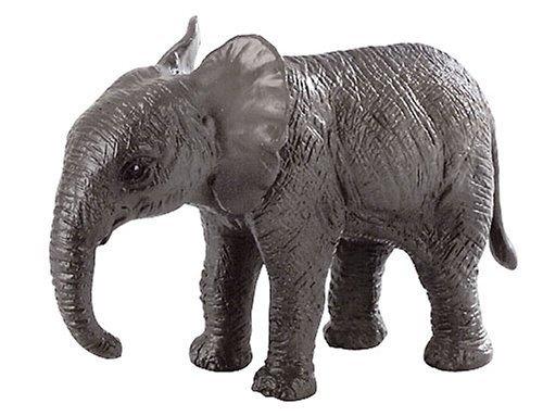 """WILDTIERE Kunststoff Figuren-Reihe """"ELEFANTEN Junges"""" – Afrikanisches Elefantenkalb, ca. 10cm bestellen"""