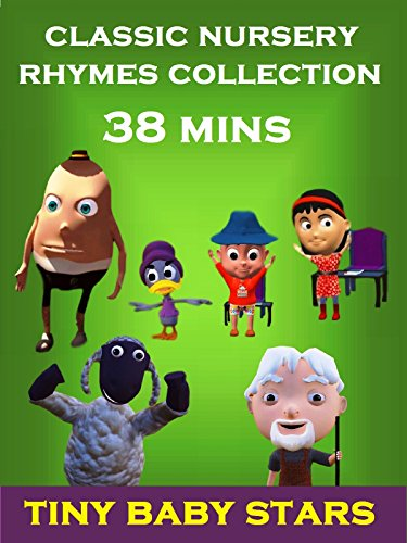 Classic Collection of Nursery Rhymes and Preschool Kids Songs