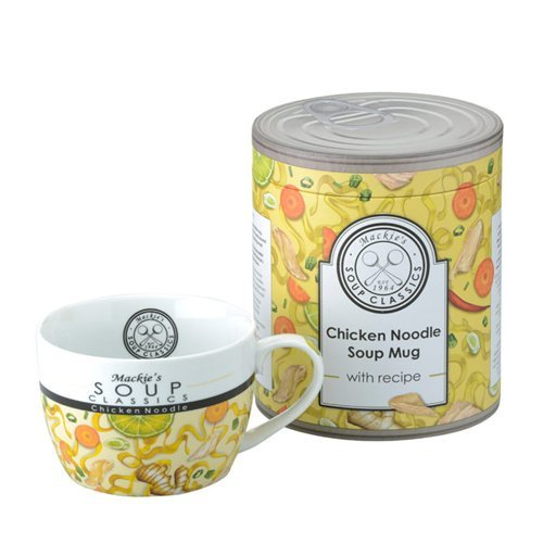 Drh Collection Mackie'S Chicken Noodle Soup Mug 903047+A31