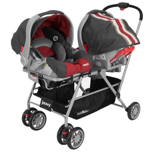 Joovy Twin Roo Car Seat Stroller New Free Shipping
