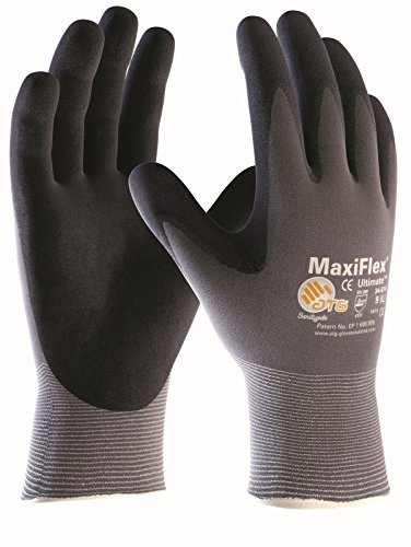 Bewertung für 5er Pack MaxiFlex Ultimate Arbeitshandschuhe, Montagehandschuhe (alle Größen), Größe:M