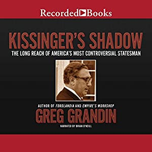 Kissinger's Shadow Audiobook