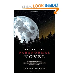 Image: Cover of Writing the Paranormal Novel