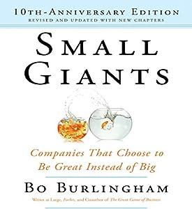 Small Giants Audiobook