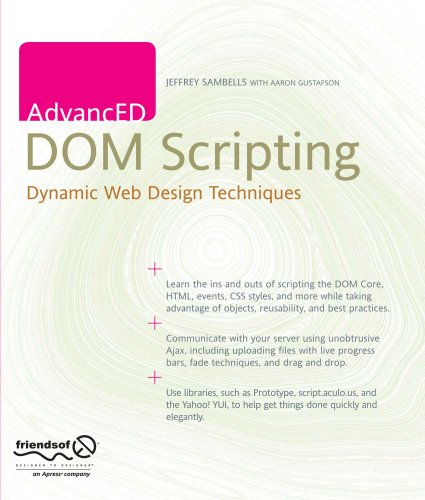 AdvancED DOM Scripting