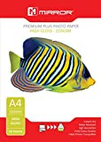 Mirror A4 210 GSM Premium Gloss Paper (Pack of 50)