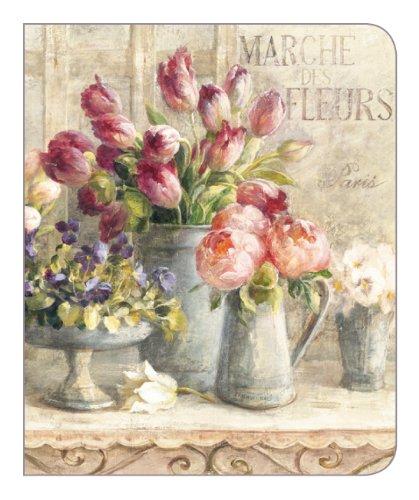 legacy hardcover 3 ring address book marche des fleurs adb7847