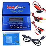 IMax B6AC Digital LCD Lipo NiMh battery Balance Charger HM
