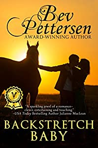 Backstretch Baby by Bev Pettersen ebook deal