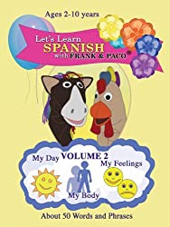 Let's Learn Spanish with Frank & Paco, Volume 2