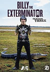 Billy the Exterminator: Season 3