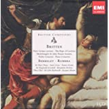 Britten: Peter Grimes (scenes), The Rape of Lucretia, Michelangelo & John Donne Sonnets, Violin Concerto, Piano Concerto, Berkeley & Rubbraby Various Artists