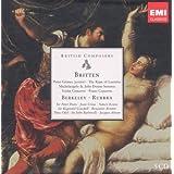 Britten: Peter Grimes (scenes), The Rape of Lucretia, Michelangelo & John Donne Sonnets, Violin Concerto, Piano Concerto, Berkeley & Rubbraby Various Artists