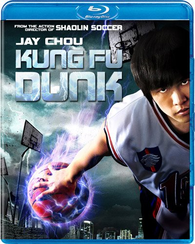 Cover art for  Kung Fu Dunk [Blu-ray]