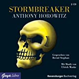 Alex Rider 01 Stormbreaker CD Anthony Horowitz
