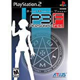 Persona 3 FES with Soundtrack CD and Artbookby Atlus Video Games