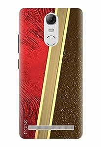 Noise Designer Printed Case / Cover for Lenovo Vibe K5 Note / Patterns & Ethnic / Crimson Silk Design