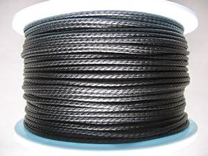 Dyneema Rope Diameter 2.5 mm - 100 meter colour grey