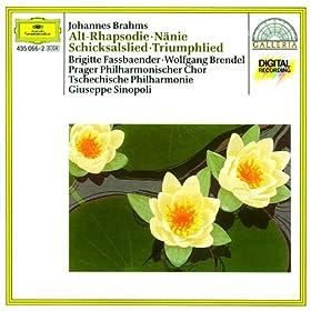 Brahms: Triumphlied Op.55 - 1. Halleluja! Heil und Preis