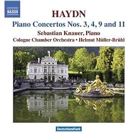 Keyboard Concertino in C major, Hob.XIV:11: II. Un poco adagio