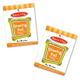 Melissa & Doug Drawing Pad (Set of 2)