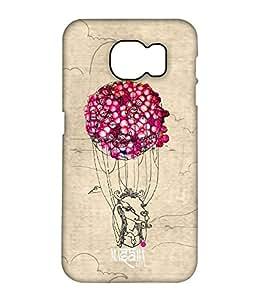 Masaba Pink Parachute - Pro Case for Samsung S7 Edge
