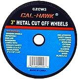"""1/4"""" Die Grinder Mandrel & 3"""" Metal Cutting Wheels Kit Grind Welds"""