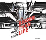 Image de Bigger Than Life: Ken Adam's Film Design