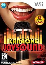 Karaoke Joysound, Nintendo Wii.