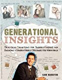 img - for By Cam Marston Generational Insights (2010) Hardcover book / textbook / text book