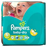 Pampers Baby Dry Pa