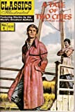 img - for A Tale of Two Cities (Classics Illustrated, Volume 6) book / textbook / text book
