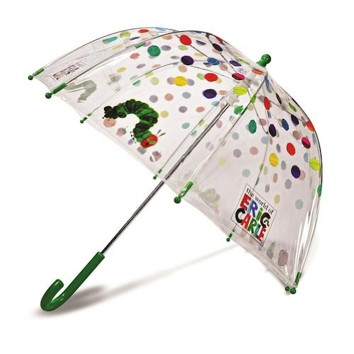 The World of Eric Carle:The Very Hungry Caterpillar Bubble Umbrella by Kids Preferred image