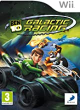 [Import Anglais]Ben 10 Galactic Racing Game Wii
