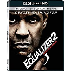 The Equalizer 2 [4K Ultra HD + Blu-ray]
