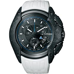 [シチズン]CITIZEN 腕時計 Eco-Drive DOME エコ・ドライブ ドーム カーボンモデル 世界限定250本 Eco-Drive エコ・ドライブ 電波時計 Perfexマルチ3000搭載 【数量限定】 BY0038-02E メンズ
