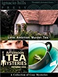 Afternoon Tea Mysteries, Volume One: A Collection of Cozy Mysteries (Three thrilling novels in one volume!)