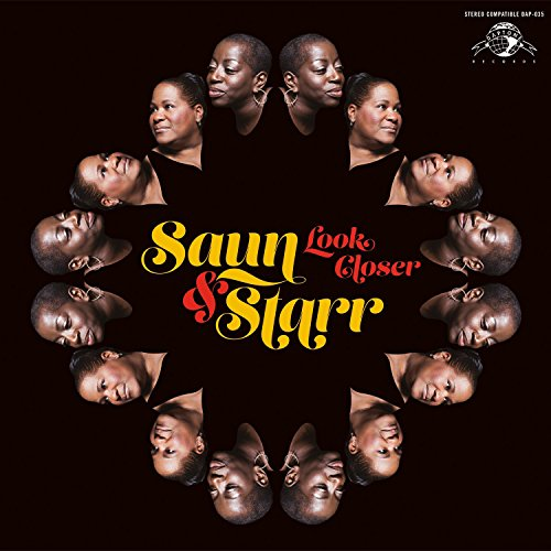Saun And Starr-Look Closer-(Promo)-2015-404 Download