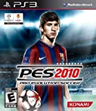 Pro Evolution Soccer 2010 Sport sony playstation 3 sony Soccer PS3 Pro Evolution 2010 