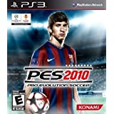 PES 2010: Pro Evolution Soccer - PlayStation 3 Standard Editionby Konami