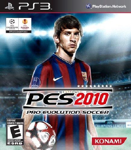 Pro-Evolution Soccer 2010 цена и фото