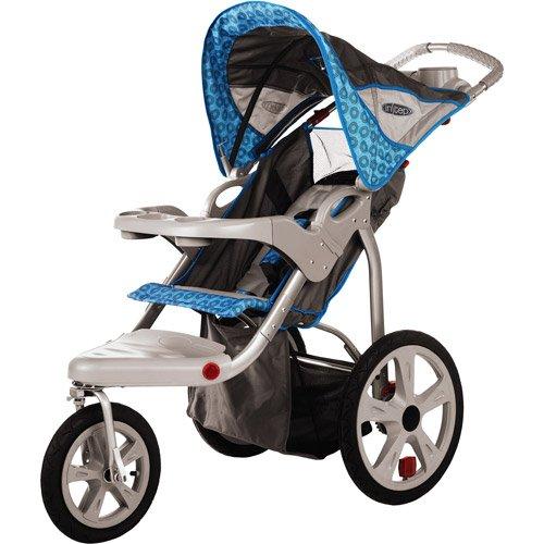 Instep - Safari Jogging Stroller, Blue