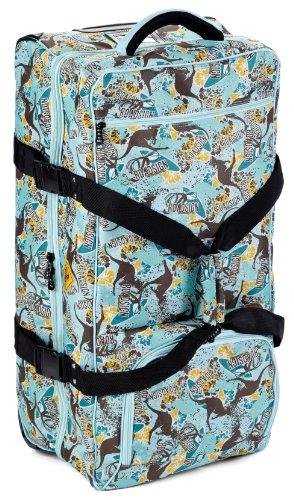 Roadsign Rollenreisetasche, pastellgrün, 80